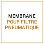 MEMBRANE POUR FILTRE PNEUMATIQUE